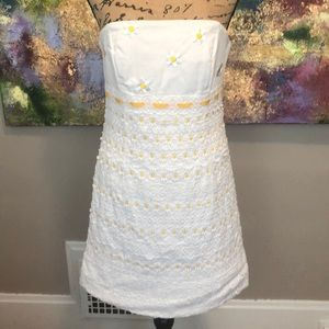 Lilly Pulitzer daisy dress